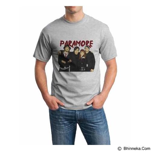 ORDINAL T-Shirt Paramore 02 Size XL (Merchant) - Kaos Pria