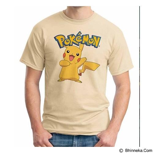ORDINAL T-Shirt Pokemon Size XL (Merchant) - Kaos Pria