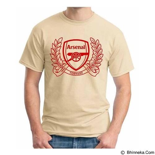 ORDINAL T-Shirt Premiere League Arsenal 07 Size M (Merchant) - Kaos Pria