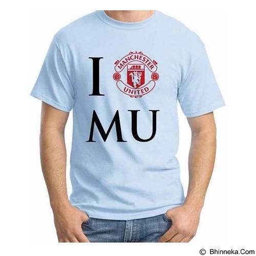 ORDINAL T-Shirt Premiere League Manchester United 05 Size L (Merchant) - Kaos Pria