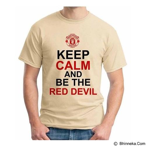 ORDINAL T-Shirt Premiere League Manchester United 08 Size XL (Merchant) - Kaos Pria