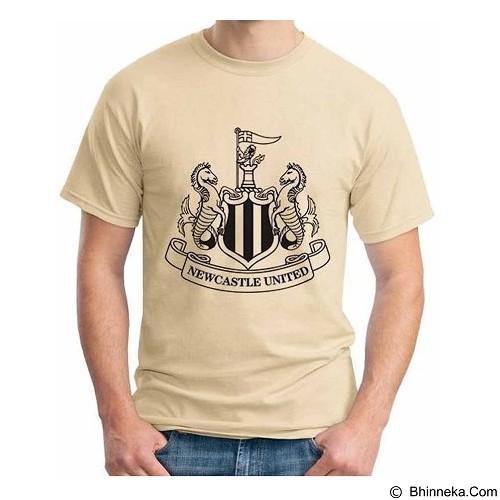 ORDINAL T-Shirt Premiere League New Castle United Size ML (Merchant) - Kaos Pria