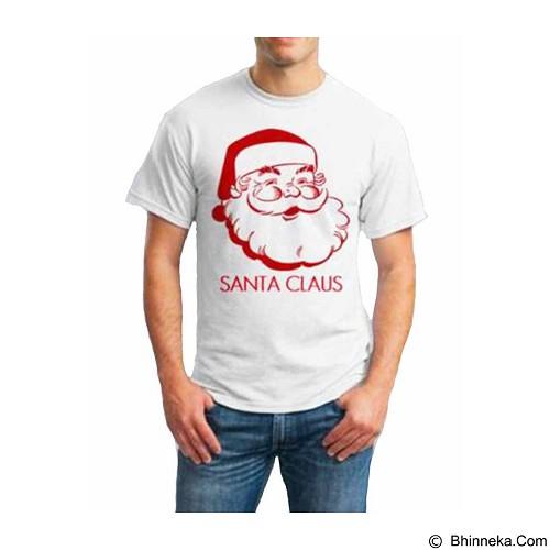 ORDINAL T-Shirt Reindeer Christmas 04 Size M (Merchant) - Kaos Pria