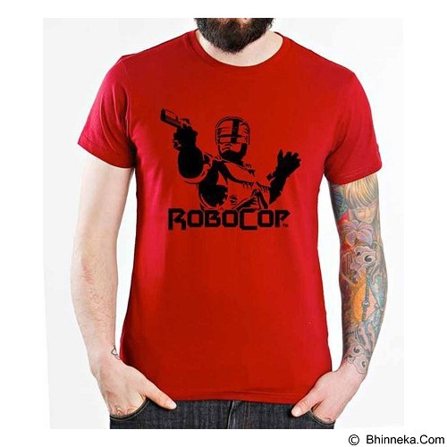 ORDINAL T-Shirt Robocop 06 Size ML (Merchant) - Kaos Pria