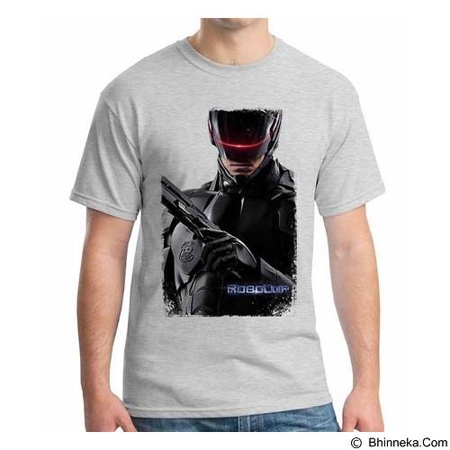 ORDINAL T-Shirt Robocop 08 Size S (Merchant) - Kaos Pria