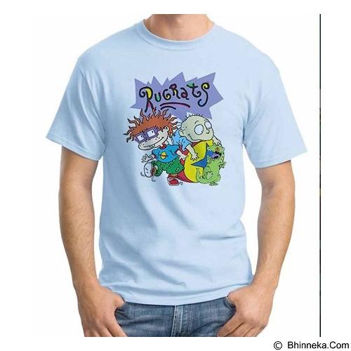 ORDINAL T-Shirt Rugrats Size ML (Merchant) - Kaos Pria
