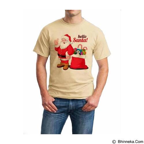 ORDINAL T-Shirt Santa Claus 05 Size XXL (Merchant) - Kaos Pria
