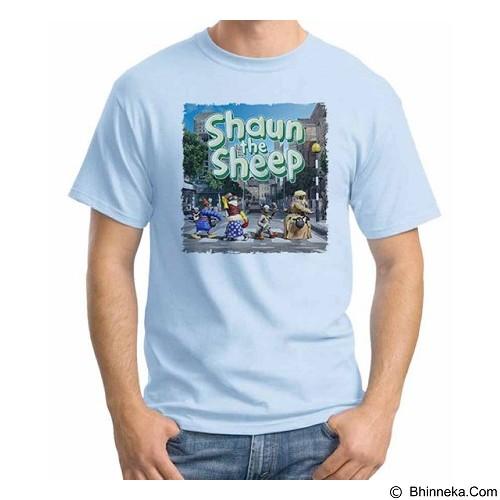 ORDINAL T-Shirt Shaun The Sheep 03 Size ML (Merchant) - Kaos Pria