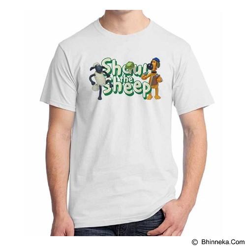 ORDINAL T-Shirt Shaun The Sheep 08 Size XL (Merchant) - Kaos Pria