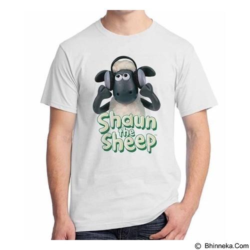 ORDINAL T-Shirt Shaun The Sheep 10 Size L (Merchant) - Kaos Pria