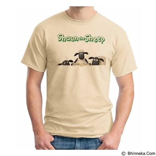 ORDINAL T-Shirt Shaun The Sheep 12 Size L (Merchant) - Kaos Pria
