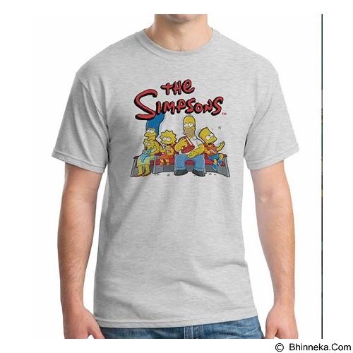 ORDINAL T-Shirt The Simpsons Size L (Merchant) - Kaos Pria