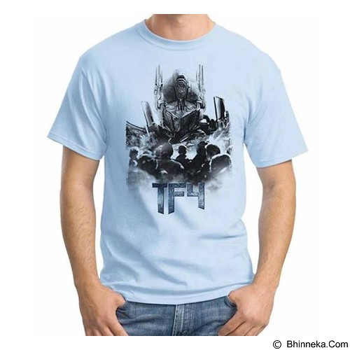 ORDINAL T-Shirt Transformer AOE 01 Size ML (Merchant) - Kaos Pria