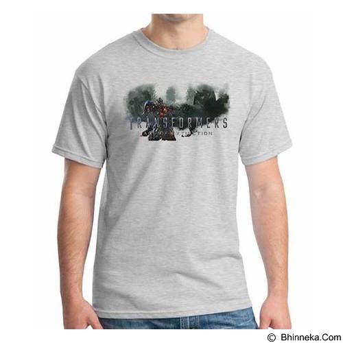 ORDINAL T-Shirt Transformer AOE 02 Size XL (Merchant) - Kaos Pria