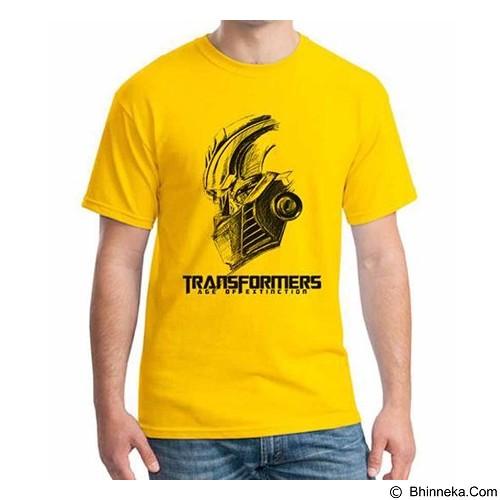 ORDINAL T-Shirt Transformer AOE 06 Size L (Merchant) - Kaos Pria