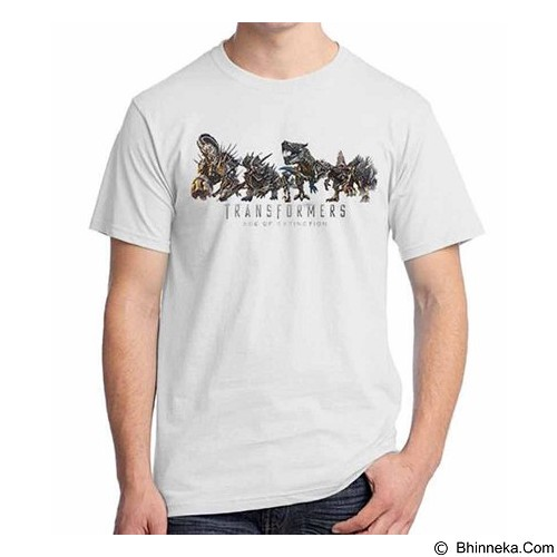 ORDINAL T-Shirt Transformer Dinobot Size ML (Merchant) - Kaos Pria