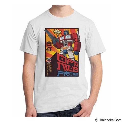 ORDINAL T-Shirt Transformer Poster AOE 01 Size L (Merchant) - Kaos Pria
