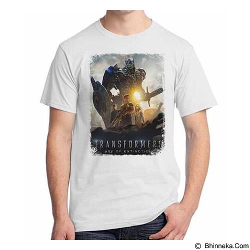 ORDINAL T-Shirt Transformer Poster AOE 05 Size ML (Merchant) - Kaos Pria