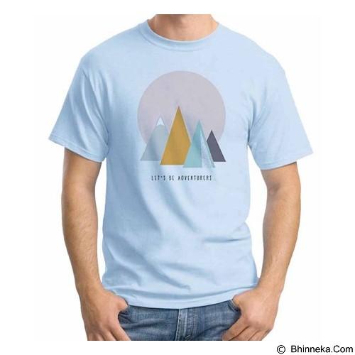 ORDINAL T-Shirt Travel Quotes 08 Size XL (Merchant) - Kaos Pria