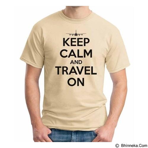 ORDINAL T-Shirt Travel Quotes 13 Size XXL (Merchant) - Kaos Pria