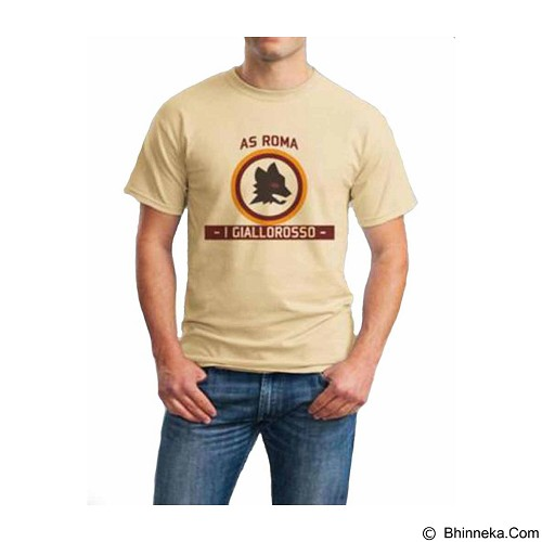 ORDINAL T-shirt AS Roma 05 Size S (Merchant) - Kaos Pria