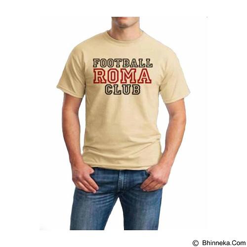 ORDINAL T-shirt AS Roma 09 Size S (Merchant) - Kaos Pria