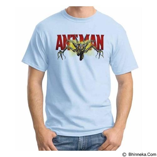 ORDINAL T-shirt Ant Man 03 Size XL (Merchant) - Kaos Pria