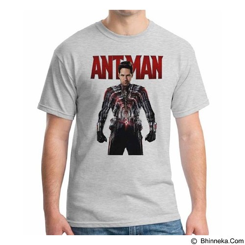 ORDINAL T-shirt Ant Man 08 Size ML (Merchant) - Kaos Pria