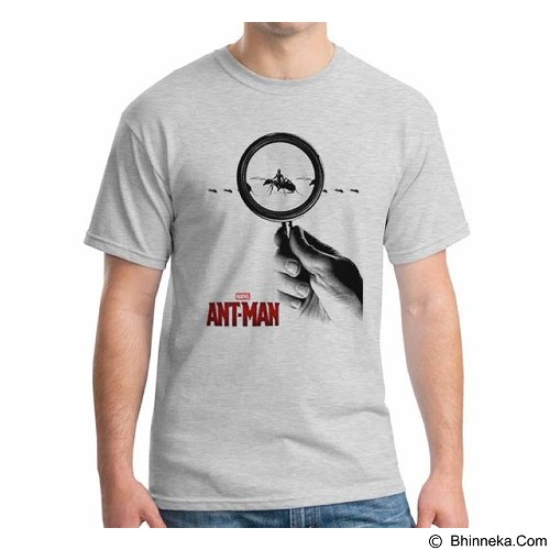 ORDINAL T-shirt Ant Man 12 Size ML (Merchant) - Kaos Pria