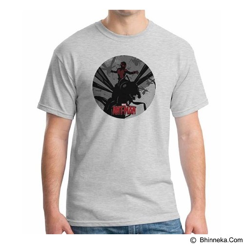 ORDINAL T-shirt Ant Man 16 Size ML (Merchant) - Kaos Pria