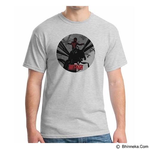 ORDINAL T-shirt Ant Man 16 Size ML (Merchant) - Kaos Pria