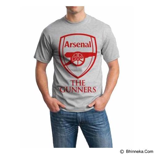 ORDINAL T-shirt Arsenal 01 Size S (Merchant) - Kaos Pria