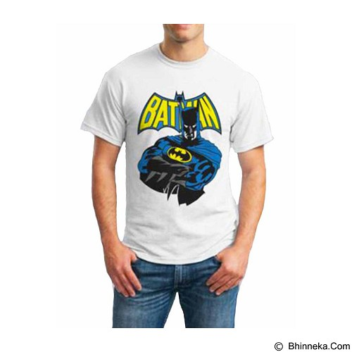 ORDINAL T-shirt Batman 02 Size S (Merchant) - Kaos Pria