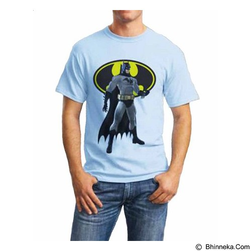 ORDINAL T-shirt Batman 04 Size XXL (Merchant) - Kaos Pria