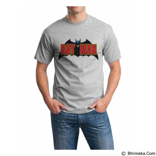 ORDINAL T-shirt Batman 06 Size S (Merchant) - Kaos Pria