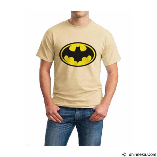 ORDINAL T-shirt Batman 08 Size M (Merchant) - Kaos Pria