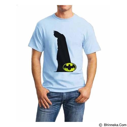ORDINAL T-shirt Batman 09 Size XL (Merchant) - Kaos Pria