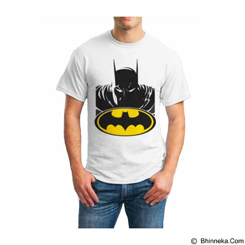 ORDINAL T-shirt Batman 10 Size L (Merchant) - Kaos Pria