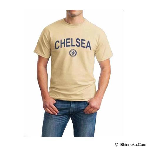 ORDINAL T-shirt Chelsea 03 Size L (Merchant) - Kaos Pria