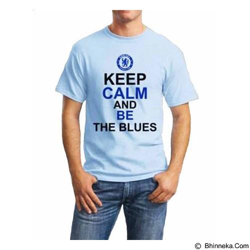 ORDINAL T-shirt Chelsea 08 Size M (Merchant) - Kaos Pria