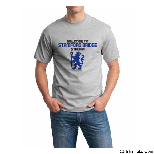 ORDINAL T-shirt Chelsea 10 Size ML (Merchant) - Kaos Pria