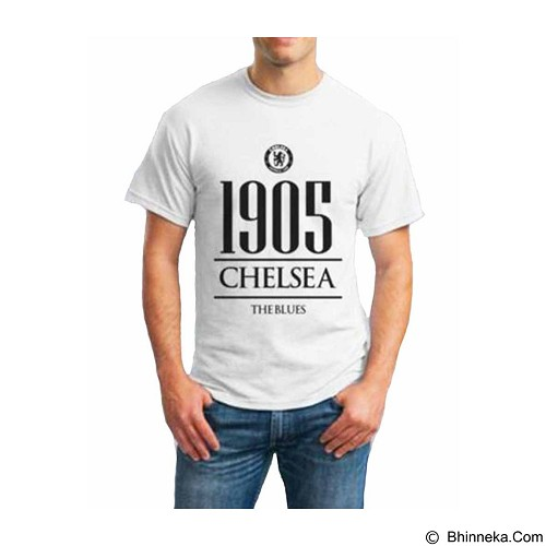 ORDINAL T-shirt Chelsea Year Size ML (Merchant) - Kaos Pria