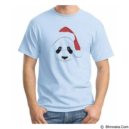 ORDINAL T-shirt Christmas - New Santa 03 Size XL (Merchant) - Kaos Pria