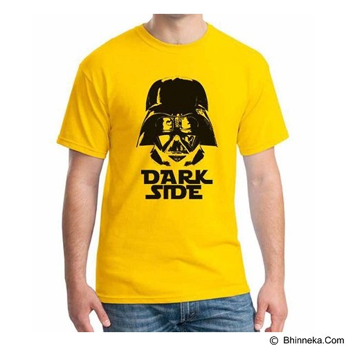 ORDINAL T-shirt Darth Vader Dark Side Size S (Merchant) - Kaos Pria