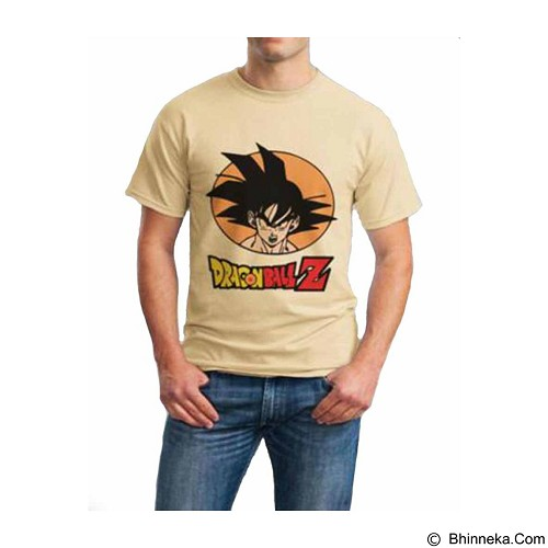 ORDINAL T-shirt Dragon Ball 04 Size L (Merchant) - Kaos Pria