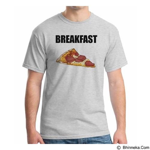 ORDINAL T-shirt Foodtastic 13 Size ML (Merchant) - Kaos Pria