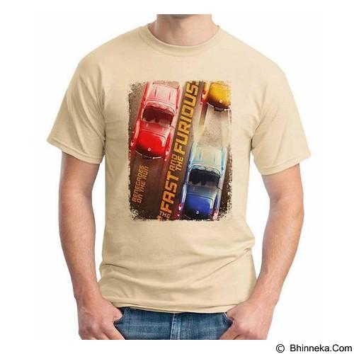 ORDINAL T-shirt Forious 7 Poster 01 Size S (Merchant) - Kaos Pria