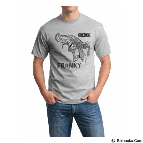 ORDINAL T-shirt Franky 01 Size S (Merchant) - Kaos Pria