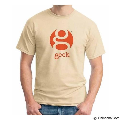 ORDINAL T-shirt Geek 02 Size XL (Merchant) - Kaos Pria