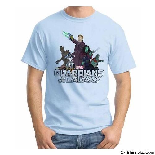 ORDINAL T-shirt Guardian of The Galaxy 02 Size XXL (Merchant) - Kaos Pria